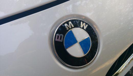 気になるリアガラスのステッカーを剥がしてスッキリさせよう【BMW Z4】