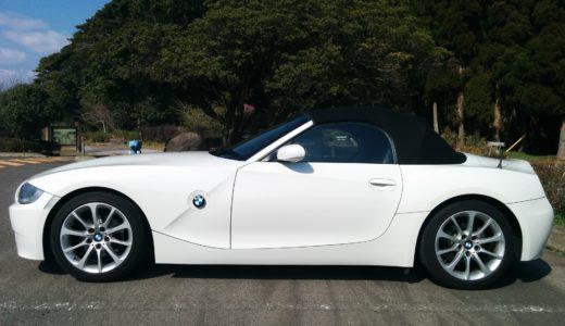 BMW Z4オーナーが自分の車をべた褒めしてみる話