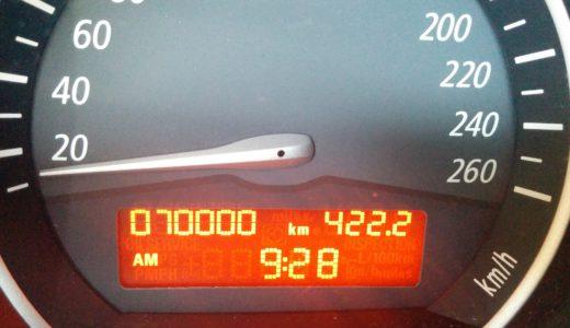 ありがとうZ4!節目の70,000km突破したので感想とかを書いてみるよ