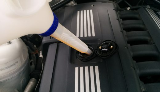 またまたオイル警告灯が点灯したよ!2回目のオイル追加をしてみた【BMW Z4】