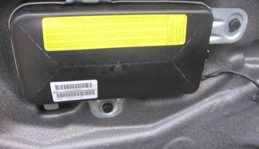【BMW Z4】ドアインナーパネル(ドア内張り)→ドアミラーの外し方