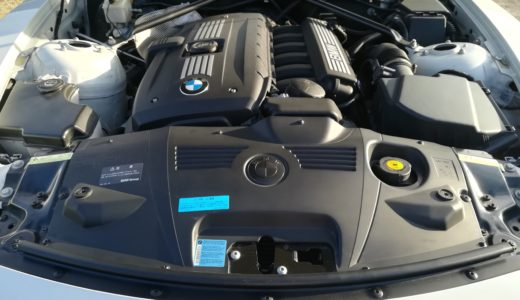 困った…ボンネットが開かない問題を解決してみた【BMW Z4】