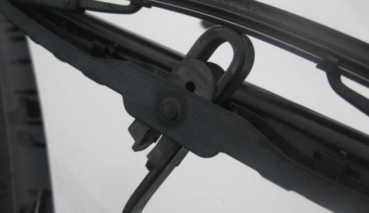 BMW Z4(E85)のワイパーブレードを純正からBOSCH製に交換しました