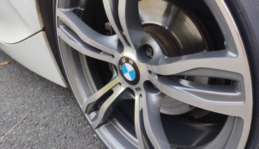 念願の社外ホイールに交換!17インチから18インチへ!【BMW Z4(E85)】