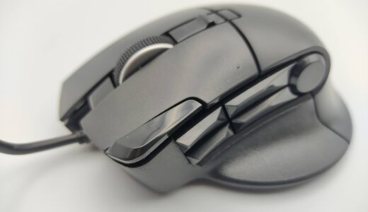 【ゲーミングマウスはこれで十分】エレコムM-DUX30BKは多ボタンマウスのユニクロ【レビュー】